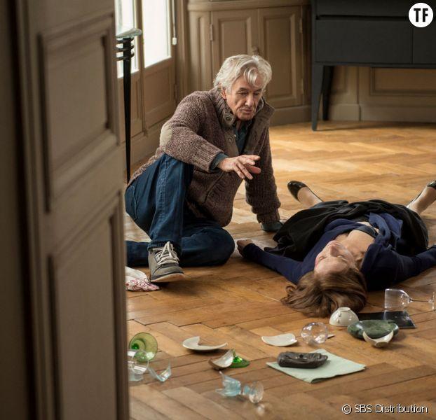 Extrait du film Elle, avec Isabelle Huppert et Paul Verhoeven, 2015.