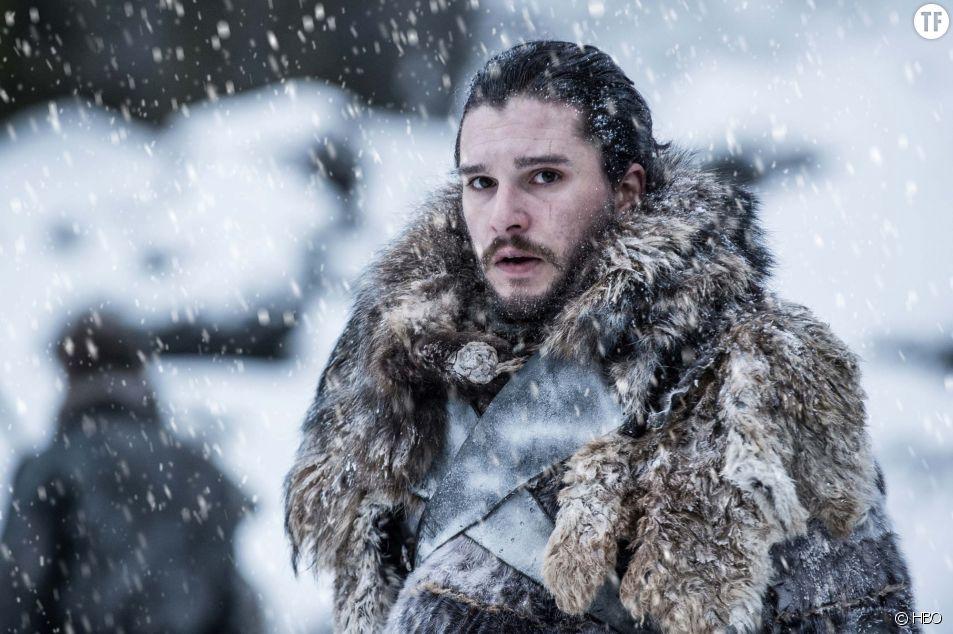 Game of Thrones saison 7 (Kit Harington)
