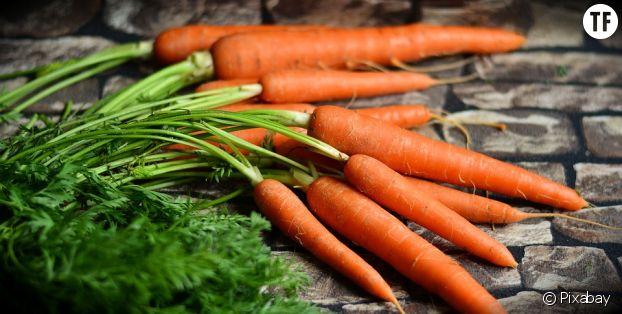 Conservées au réfrigirateur, les carottes perdent très rapidement leur valeur nutritive