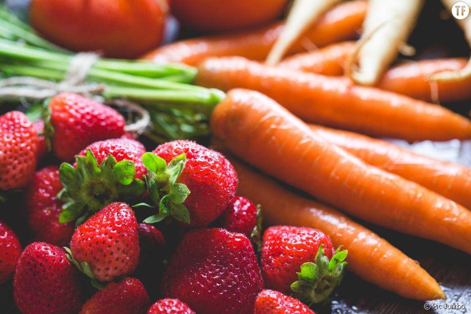 Voici 5 aliments que vous devriez consommer surgelés