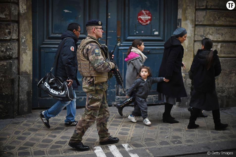 Paris, 12 janvier 2015