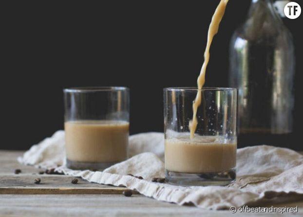 Cocktail vanille, cardamome et café