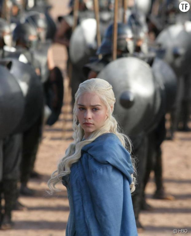 "Daenerys, la ""mère des dragons"" de Game of Thrones"