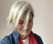 """""""Une apparition"""" de Sophie Fontanel : le blanc est une couleur chaude"""