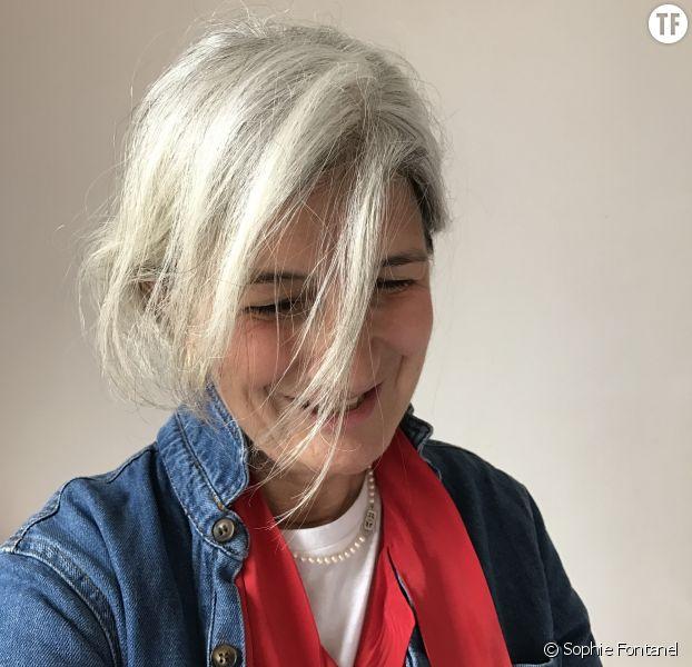 """Sophie Fontanel : interview autour de son livre """"Une apparition"""""""