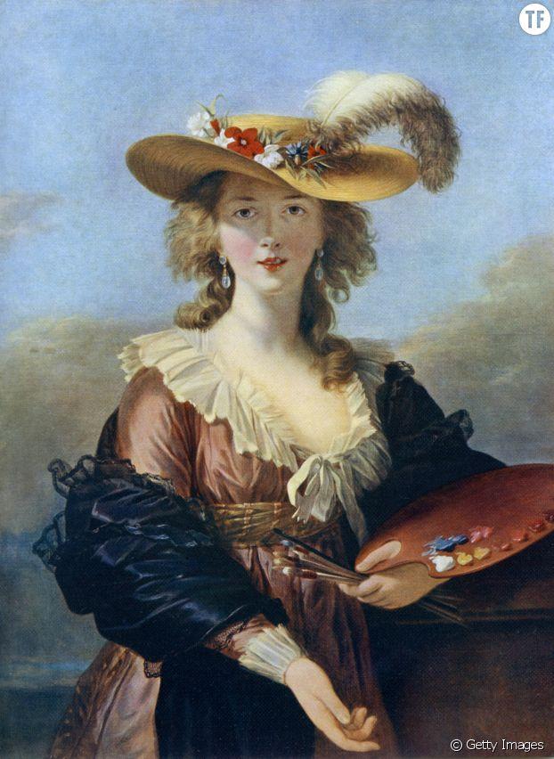 Auto-portrait d'Élisabeth Vigée Le Brun