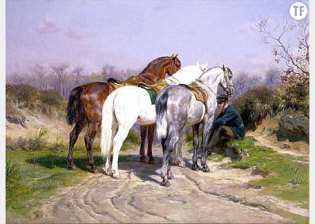 Rosa Bonheur, Relais de chasse