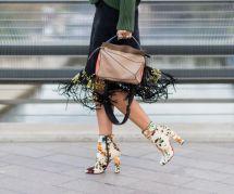 Chaussures automne-hiver 2017 : 12 façons de porter les ankle boots