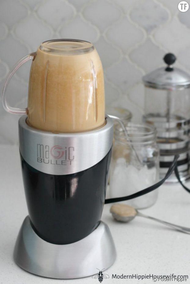 Comment faire un café à l'huile de coco