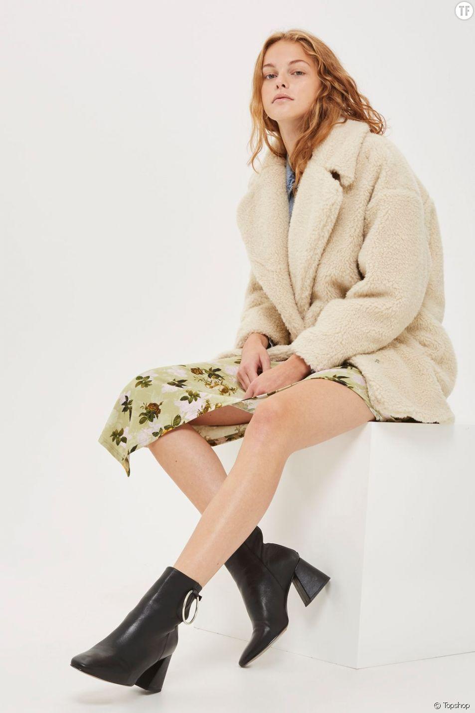 Mode hiver 2017/2018 : sélection de manteaux