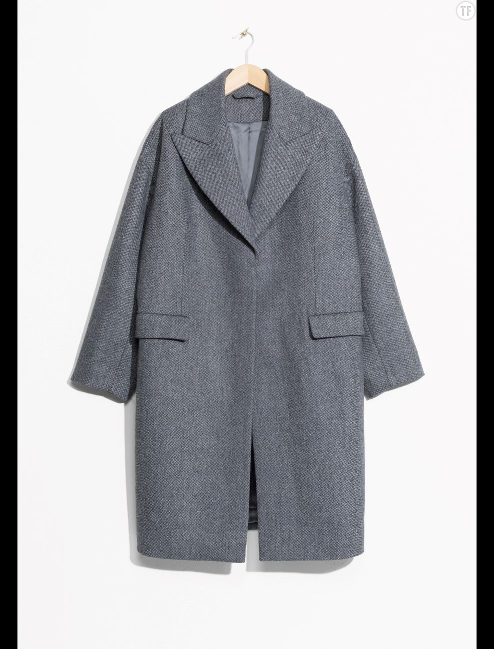 Manteau d'homme oversized & Other Stories, 195€
