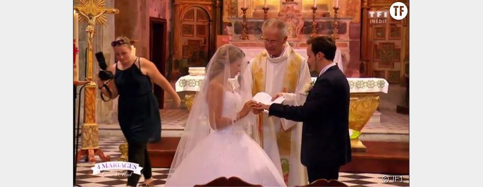 """""""4 mariages et 1 lune de miel"""" : le mariage de Melissande et Christopher en replay (25 septembre)"""