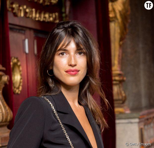 Frange rideau : Jeanne Damas