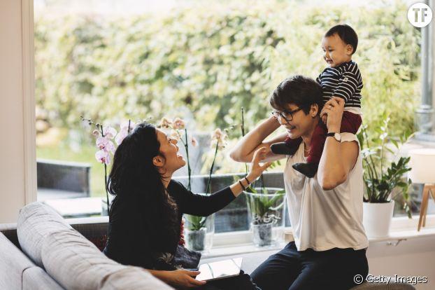 """Les enfants issus de familles """"non-conventionnelles"""" pas plus malheureux que les autres"""
