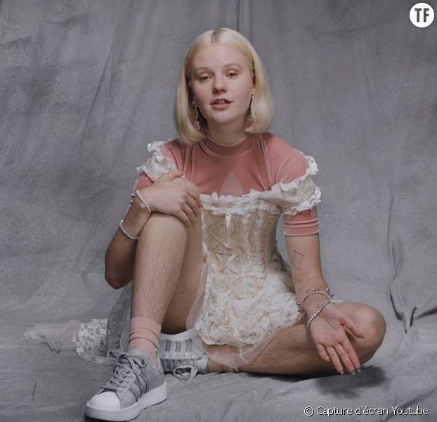 Adidas embauche une mannequin qui ne s'épile pas, et ça dérange ! (Vidéos)