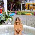 Barbara de Secret Story 11 topless et en bikini