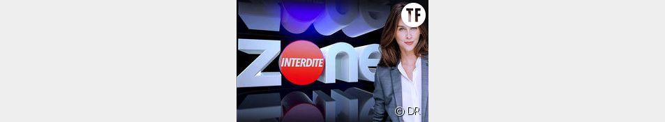 Ophélie Meunier à la présentation de Zone Interndite, sur M6.