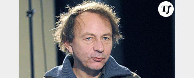 Michel Houellebecq, prix Goncourt 2010 avec La Carte et le territoire