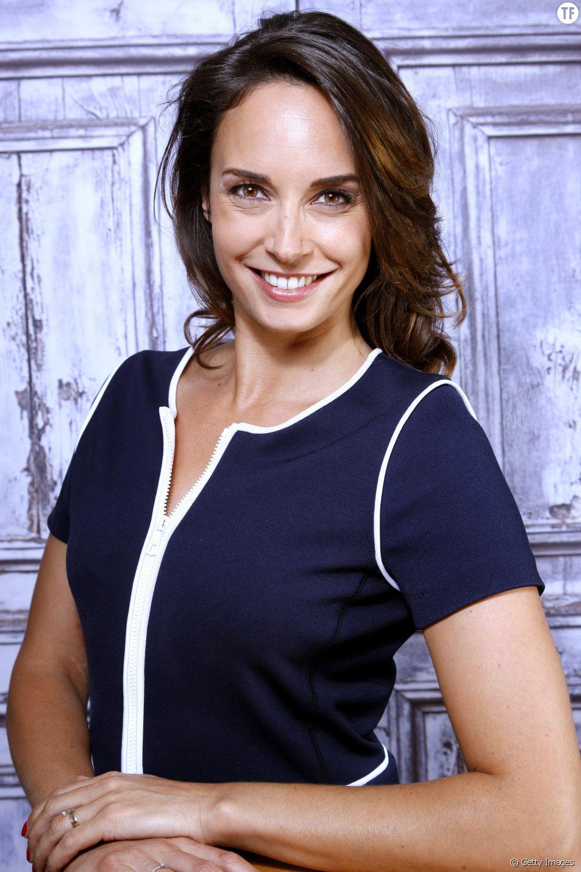 La présentatrice Julia Vignali
