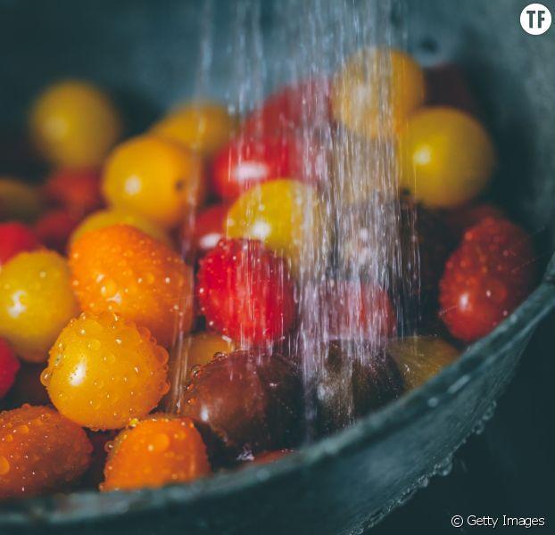 Voici la bonne méthode pour laver les fruits et les légumes