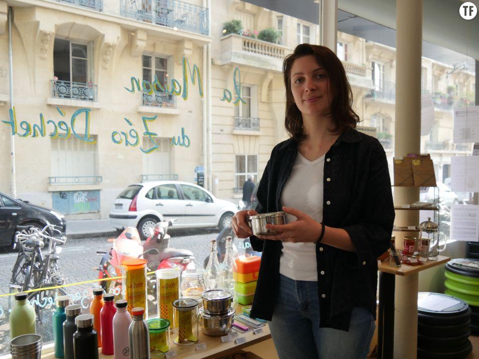 Interview Pauline Imbaut, Maison du Zéro Déchet