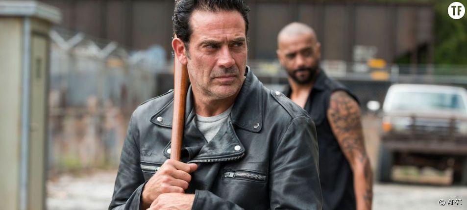 """Negan dans """"The Walking Dead"""" saison 8"""