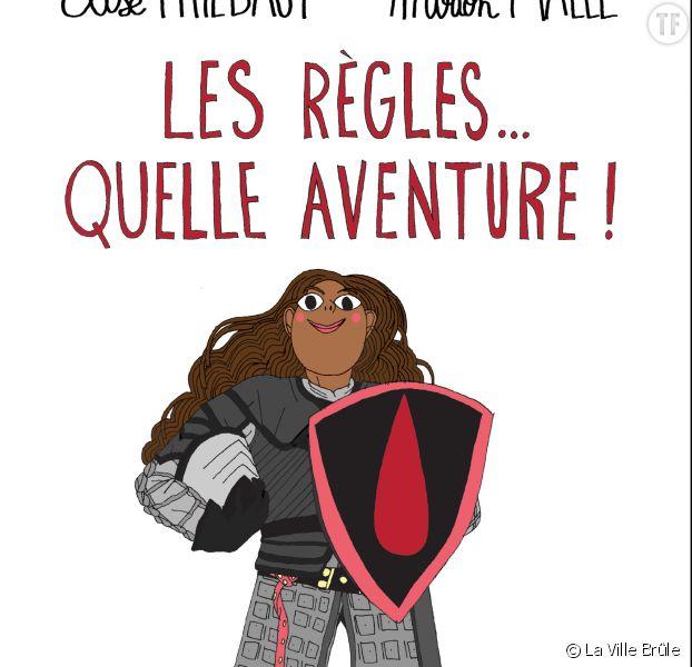 """""""Les règles...quelle aventure !"""" d'Elise Thiébaut et Mirion Malle"""