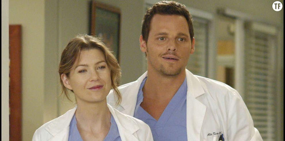 """Alex et Meredith dans la saison 14 de """"Grey's Anatomy"""""""