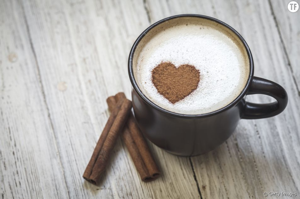 Pourquoi vous devriez ajouter une pincée de cannelle à votre café