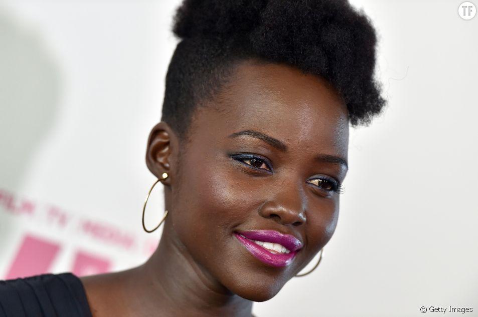 Le coup de gueule de l'actrice Lupita Nyongo'o contre ses cheveux afros photoshoppés
