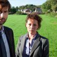Le lieutenant Ellie Miller (Olivia Coleman) et le capitaine  Alec Hardy (David Tennant)