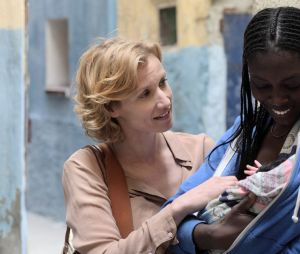"Alexandra Lamy et Sonja Wanda dans ""Par Instinct"" de Nathalie Marchak"