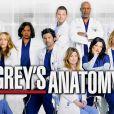 L'équipe emblématique de Grey's Anatomy.