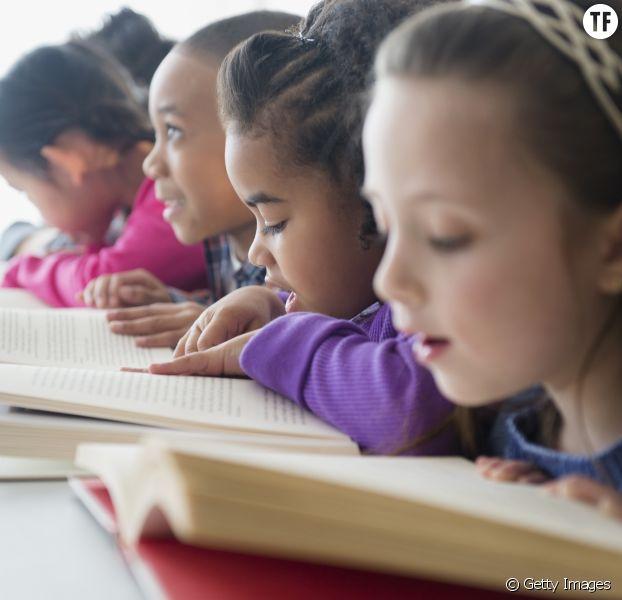 À l'école, les filles exercent une bonne influence sur les garçons