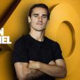 """Antoine Griezmann dans """"Griezman confidentiel"""", diffusé sur TMC le 15 novembre."""