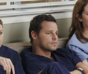 Meredith, Alex et April dans Grey's Anatomy