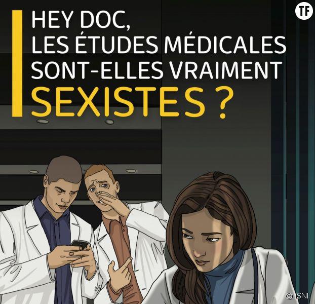Sexisme dans les études de médecine : l'ISNI décidé à briser le plafond de verre