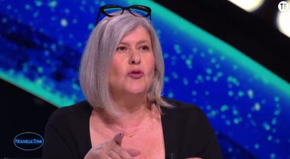Nathalie Noennec dans Nouvelle Star