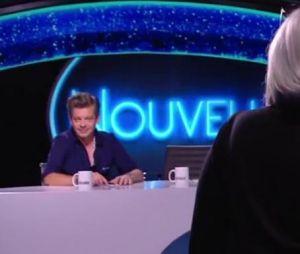 Nathalie Noennec touche les fesses d'un candidat de Nouvelle Star
