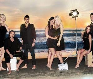 Hollywood Girls avec Caroline Receveur et ayem Nour
