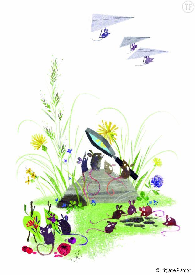 Déclaration universelle des droits de l'enfant illustrée, Éditions du Chêne