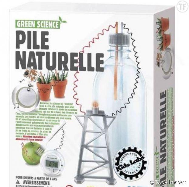 Kit pile naturelle