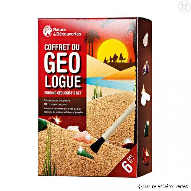 Un kit complet pour jouer les géologues