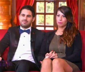 """Sophie et Jean, dans l'émission """"4 mariages pour une lune de miel"""""""