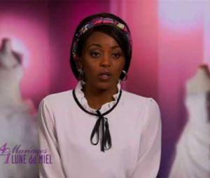 """Marjolaine, candidate dans l'émission """"4 mariages pour une lune de miel"""""""
