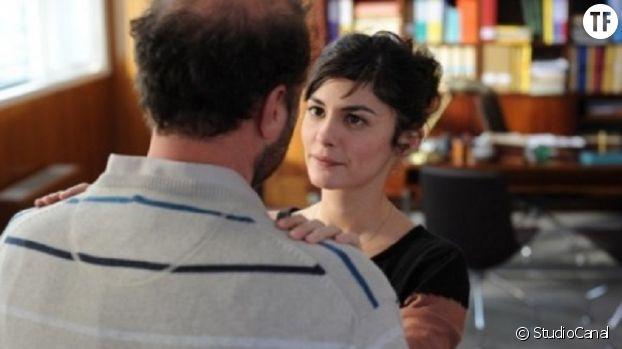 Extrait du film La Délicatessse (2009), avec Audrey Tautou et François Damiens