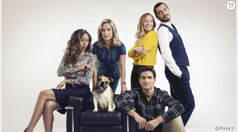 """""""On va s'aimer un peu beaucoup"""", nouvelle série de France 2"""
