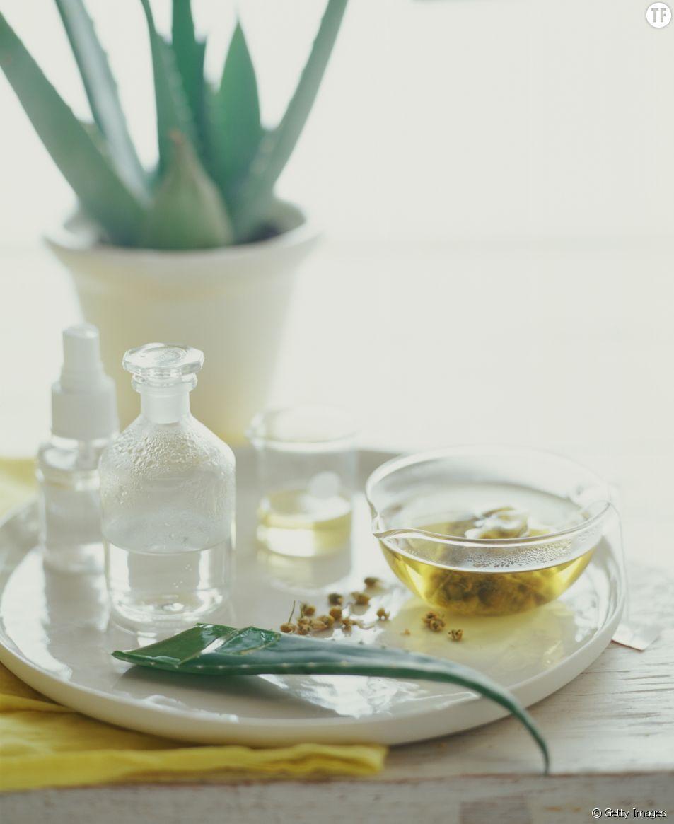 Ingrédients naturels pour lutter contre l'acné