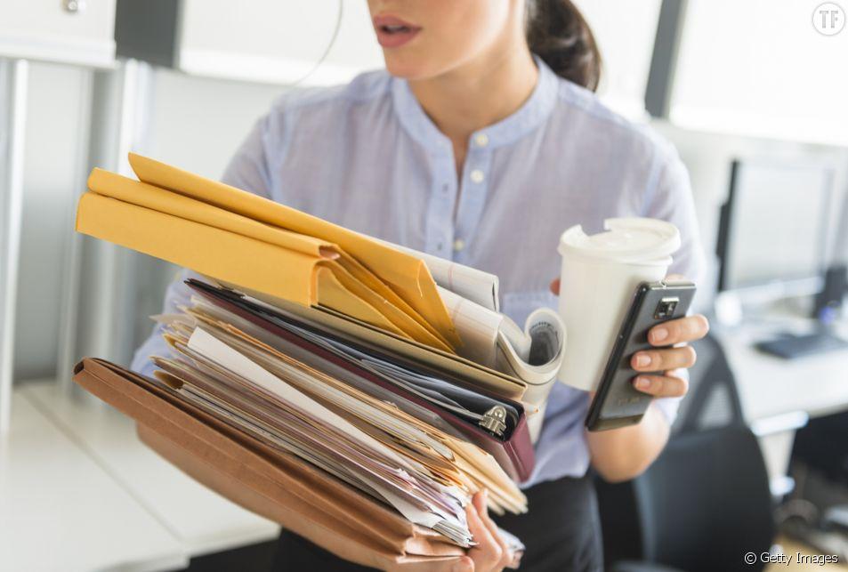 Au travail, les femmes sont plus exposées au stress que les hommes
