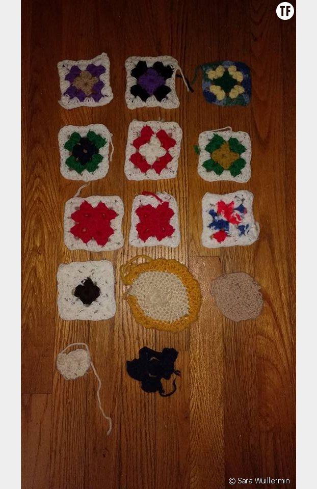 Des crochets pour illustrer la progression de la maladie d'Alzheimer